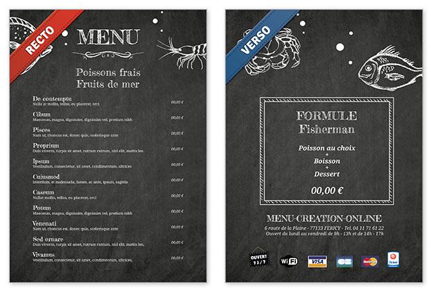 menu restaurant original vh24 jornalagora. Black Bedroom Furniture Sets. Home Design Ideas