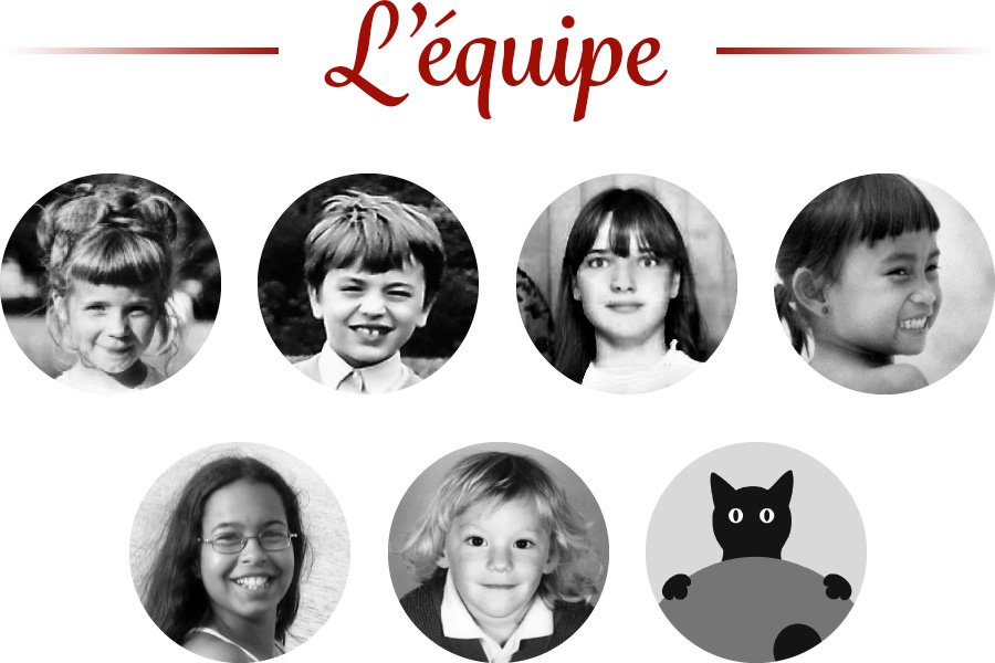 L'équipe de Menu-creation-online