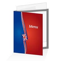 Porte menu - Europe United Kingdom : A4