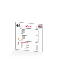 Menu - Europe United Kingdom : 21x21RV