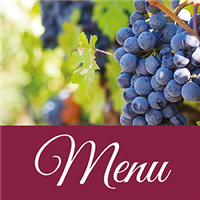 Menu - Carte vins rouges