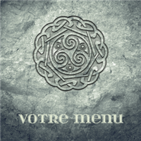 Menu - Celtique